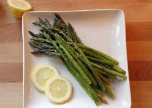 Easy Roasted Asparagus061