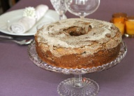 May - Kahlua Coffee Cake for Cinco de Mayo.