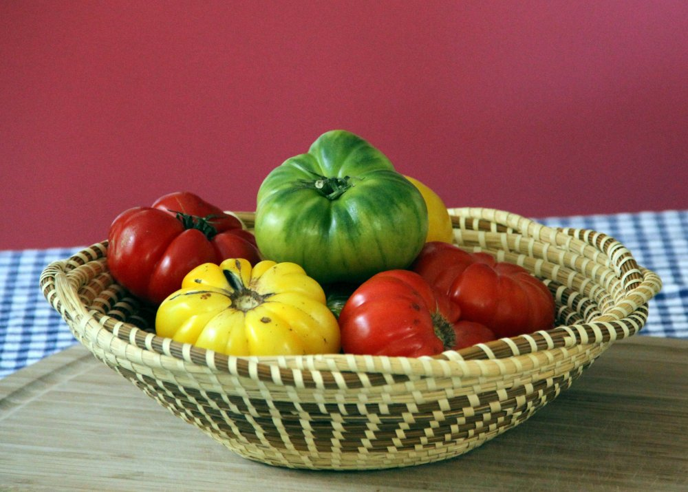 Heirloom Tomatoes (2/2)