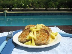 Reflections - Pina Colada French Toast