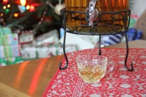 December - Christmas fun with Homemade Vanilla-Infused Rum.