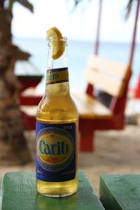 Carib beer
