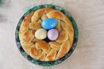 Baking Easter Bread