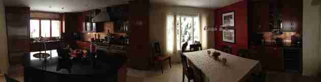 Love the panoramic capability of my iphone 5!