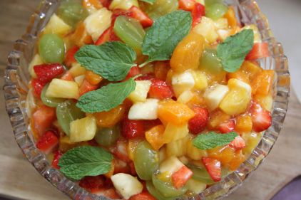 Elsie's Texas-Sized Fruit Salad