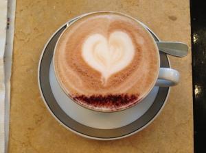 I Heart Coffee!!