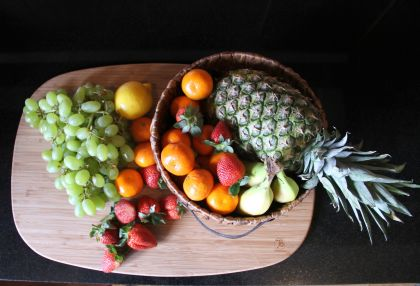 Elsie's Fruit Bowl