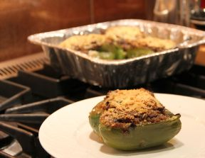 Jeff's Stuffed Peppers