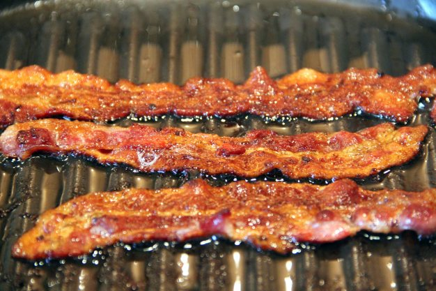 Bacon Grill Lines