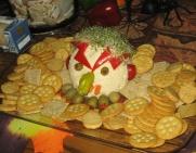 Halloween Cheesehead