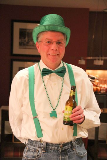 Ireland Night Leprechaun