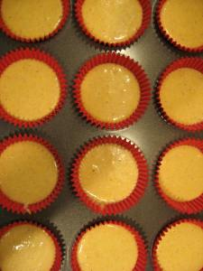Maple Corn Muffins