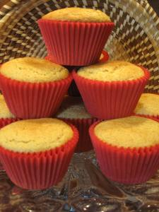 Maple Corn Muffins16