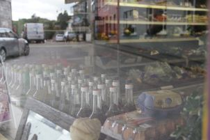 Window - Cong Grocery Store